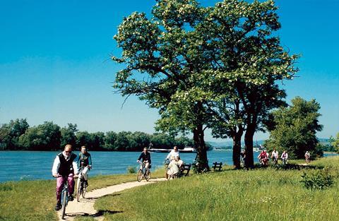 Sfeerimpressie Fietstour Rijn en Ruhr