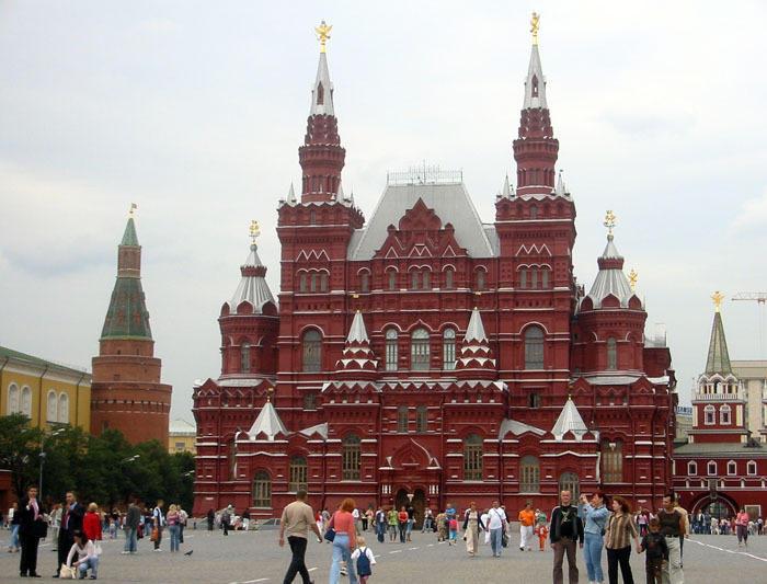 Sfeerimpressie Rusland: Sprookjes bestaan nog