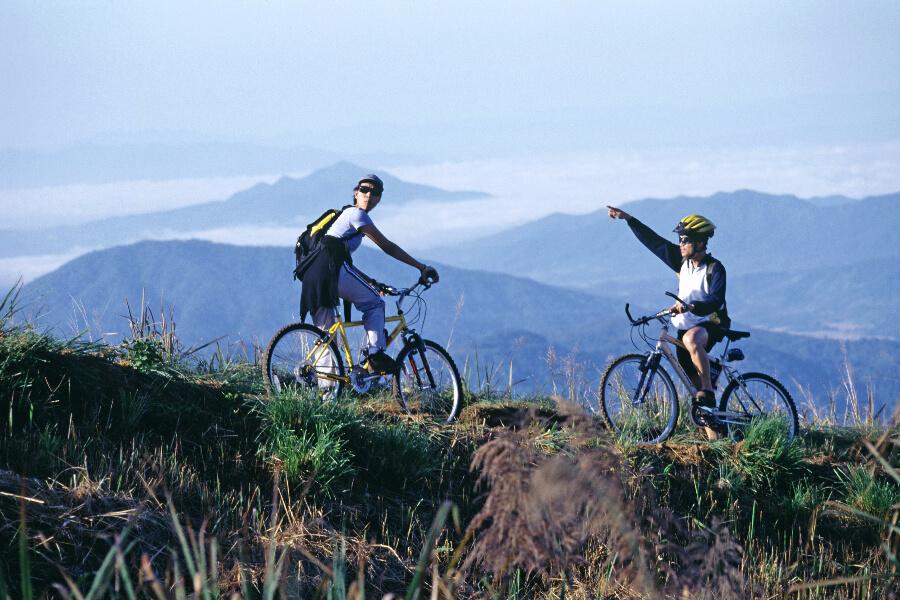 Sfeerimpressie 5-daagse fietstour Chiang Mai en omgeving