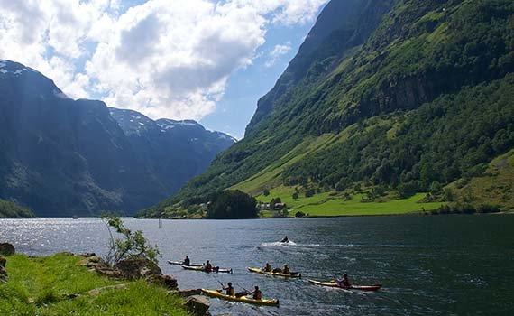 Sfeerimpressie Het beste van Fjord Noorwegen fly & drive