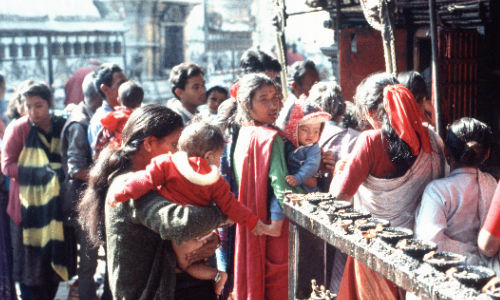 Sfeerimpressie Rondreis Tibet & Nepal