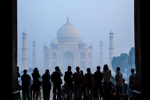 Sfeerimpressie India & Nepal