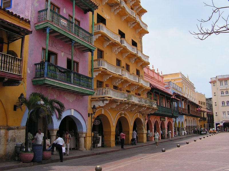 Sfeerimpressie Colombia: Oneindige koffievelden en Caribische stranden