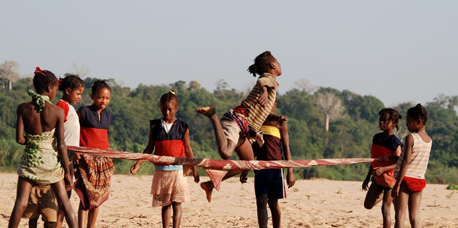 Sfeerimpressie Madagascar: Brug tussen Afrika en Azië