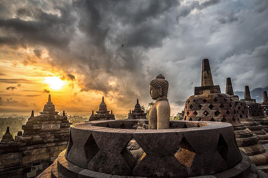 Sfeerimpressie 17-daagse rondreis Java - Bali