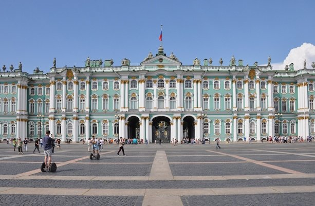 Sfeerimpressie Rondreis Rusland, 18 dagen