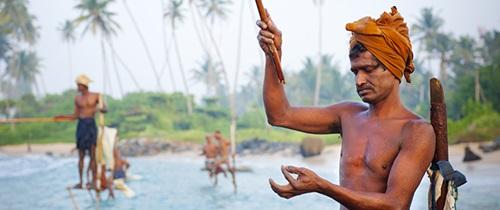 Sfeerimpressie 17-daagse privé familiereis met gids/chauffeur Sri Lanka