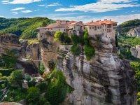 Sfeerimpressie Fly-drive Griekenland - Kloosters & Kloven
