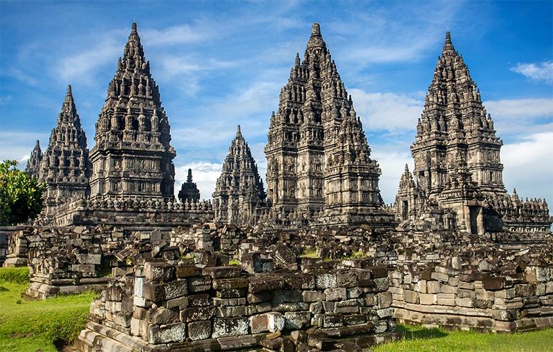 Sfeerimpressie Rondreis INDONESIË: JAVA EN BALI HOOGTEPUNTEN - 16 dagen; Borobudur en nasi goreng