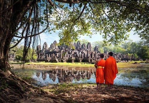Sfeerimpressie 16-daagse privé rondreis met chauffeur Cambodja Compleet