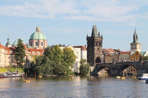 Sfeerimpressie 13-daagse familierondreis Tsjechië en Slowakije