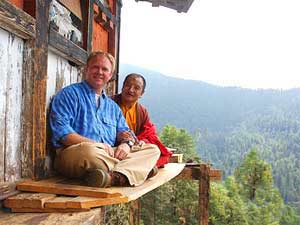 Sfeerimpressie In de ban van Bhutan