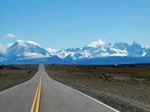 Sfeerimpressie Van gletsjer naar gaucho
