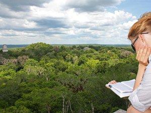 Sfeerimpressie Maya route individueel