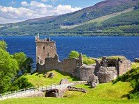 Sfeerimpressie De Schotse Hooglanden