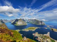 Sfeerimpressie Busreis Scandinavië & de Noordkaap