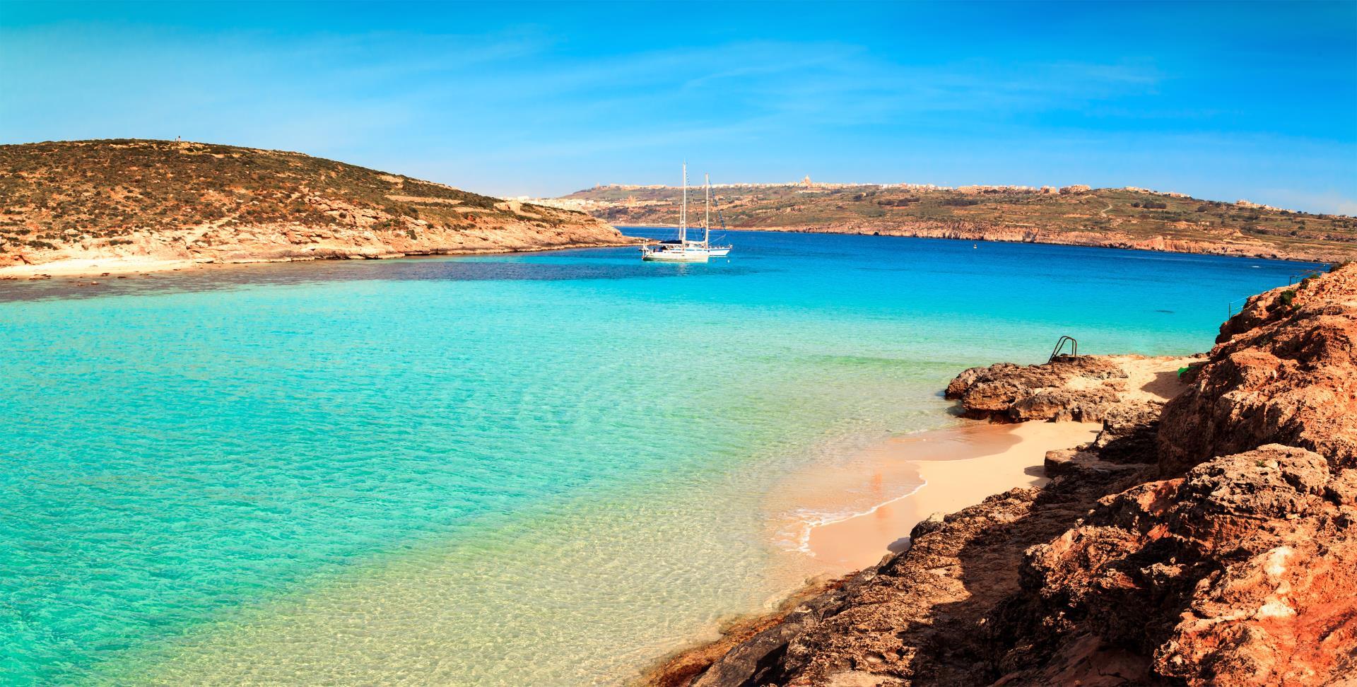 Sfeerimpressie zonvakantie Malta