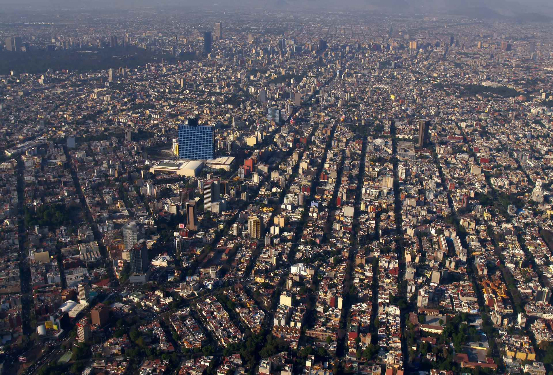 hoogte mexico city